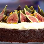 Clodagh's sticky figgy cake recipe on This Morning