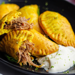 Simon Rimmer Chilli Beef Empanadas recipe on Sunday Brunch