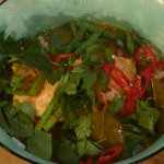 Simon Rimmer Salmon Thai Curry recipe on Sunday Brunch