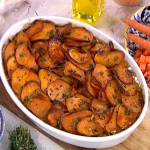 Fearne Cotton autumn veggie bake recipe on This Morning