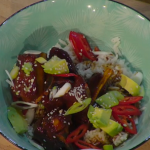 Simon Rimmer Wok Fried Pork Ribs recipe on Sunday Brunch