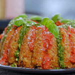 Juliet Sear risotto bun cake recipe on Beautiful Baking with Juliet Sear