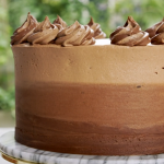 Juliet's ultimate chocolate fudge cake recipe on Beautiful Baking with Juliet Sear
