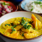 John Gregory-Smith Alleppy Prawn Curry recipe on Sunday Brunch