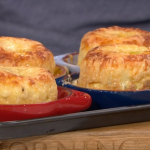 John Torode comforting cheese souffle recipe on This Morning