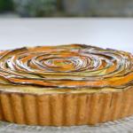 Juliet Sear vegetable tart recipe on Beautiful Baking with Juliet Sear