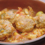 Rick Stein Catalan meatballs in tomato sauce recipe on Rick Stein's Secret France