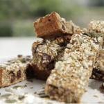 Juliet Sear granola protein bars recipe on Beautiful Baking with Juliet Sear