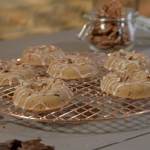 Ian and Henry (Bosh) Baked Banana Bread Doughnuts recipe on Living on the Veg