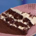 Angela Hartnett chocolate cake recipe for a retro Valentine's Day feast on This Morning