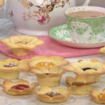 Juliet Sears Jam Tarts recipe for Mother's Day afternoon tea on This Morning