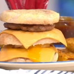 John Torode homemade Mcmuffin recipe on This Morning