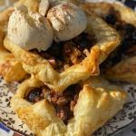 Tonia Buxton apple puffs recipe on Sunday Brunch