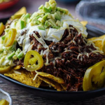 Simon Rimmer frito pie recipe on Sunday Brunch