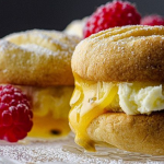 Simon Rimmer Passion Fruit Curd and Lime Sandwich recipe on Sunday Brunch