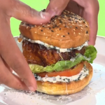 Paul Ainsworth A-List fish burgers with buttermilk cod and cornflakes recipe on This Morning