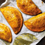 Shivi Ramoutar Jamaican beef patties recipe on Sunday Brunch
