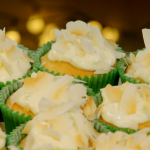 Ainsley Harriott Coconut and Lime Fairy Cakes recipe on Ainsley's Food We Love