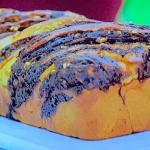 Paul Hollywood chocolate babka Jewish loaf cake recipe on the Great British Bake Off 2020