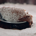 Nadiya Hussain super quick sharing chocolate fondant recipe on Nadiya Bakes