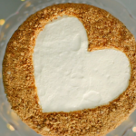 Nadiya Hussain eight layers honey cake with toasted hazelnuts and soured cream recipe on Nadiya Bakes