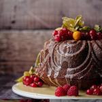 Simon Rimmer Cider and Orange Bundt Cake recipe on Sunday Brunch