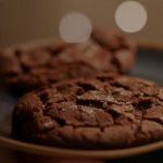 Nigella Lawson mine-all-mine sweet and salty chocolate cookies recipe on Nigella's Cook, Eat, Repeat