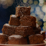 Nigella Lawson luscious vegan gingerbread with prunes and black treacle recipe on Nigella's Cook, Eat, Repeat