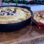 James Martin winter warning potato classics with tartiflette and dauphinoise recipe on This Morning