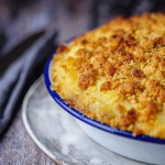 Simon Rimmer Katsu Curried Fish Pie recipe on Sunday Brunch