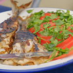 Rick Stein BBQ Mackerel with masala paste recipe on Rick Stein's Cornwall