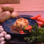 Freddy Forster shepherd's pie recipe on Steph's Packed Lunch