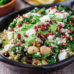 Simon Rimmer Barley and Avocado Salad with Tarragon Dressing recipe on Sunday Brunch