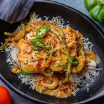 Simon Rimmer Brazilian Fish Stew with Cod and King Prawns recipe on Sunday Brunch