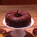 Ruby Bhogal Easter chocolate monkey bread recipe on Steph's Packed Lunch