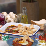 Tom Kerridge Weekend Brunch (shakshuka traybake) recipe on This Morning