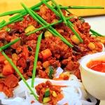 Ching's Malaysian hakka mee street food recipe on Lorraine