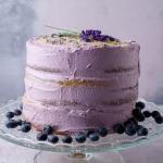 Simon Rimmer lemon and lavender cake recipe on Sunday Brunch