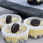 Juliet Sear Oreo cookies and cream cheesecake recipe on This Morning