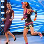 Fitness instructor Jan Muir brought the fun factor with Zumba to The X Factor  2013 auditions and got Nicole Scherzinger on her feet