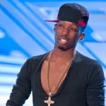 J Star Valentine a  part time model delivered his vocals on The X Factor 2013 auditions