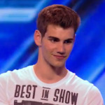 Alejandro Fernandez-Holt from West Sussex impressed with Hero by Enrique Iglesias at the X Factor 2013 Arena auditions