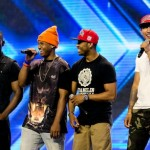 Code 4 X Factor 2013: showcased their vocals at The X Factor  arena auditions singing Like I Love You by Justin Timberlake