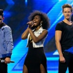 Dynamix made it to X Factor bootcamp with a Black Eyed Peas song after band member SeeSee decided not to split