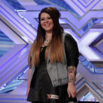 Jade Richards from Fife returned to the X Factor and performed when I was Your Man at the 2013 X Factor auditions