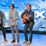Next Of Kin made bootcamp with Amazed by Lonestar at The X Factor 2013 arena auditions