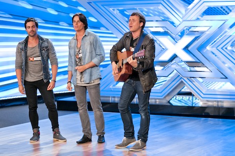 next of Kin the x factor 2013