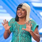 Relley Clarke impressed with Respect at X Factor Bootcamp 2013