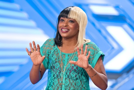 relley clarke x factor
