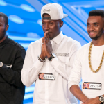 Rough Copy takes on One Direction's Little Things at The X Factor 2013 Arena Auditions